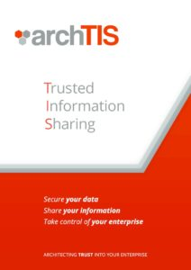 thumbnail of archTIS+Trusted+Information+Sharing+-+2014