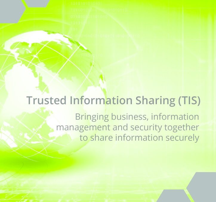 Trusted Information Sharing: It's a Business Problem