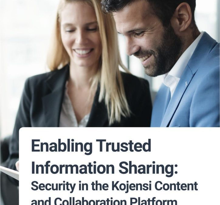 Whitepaper: Enabling Trusted Information Sharing