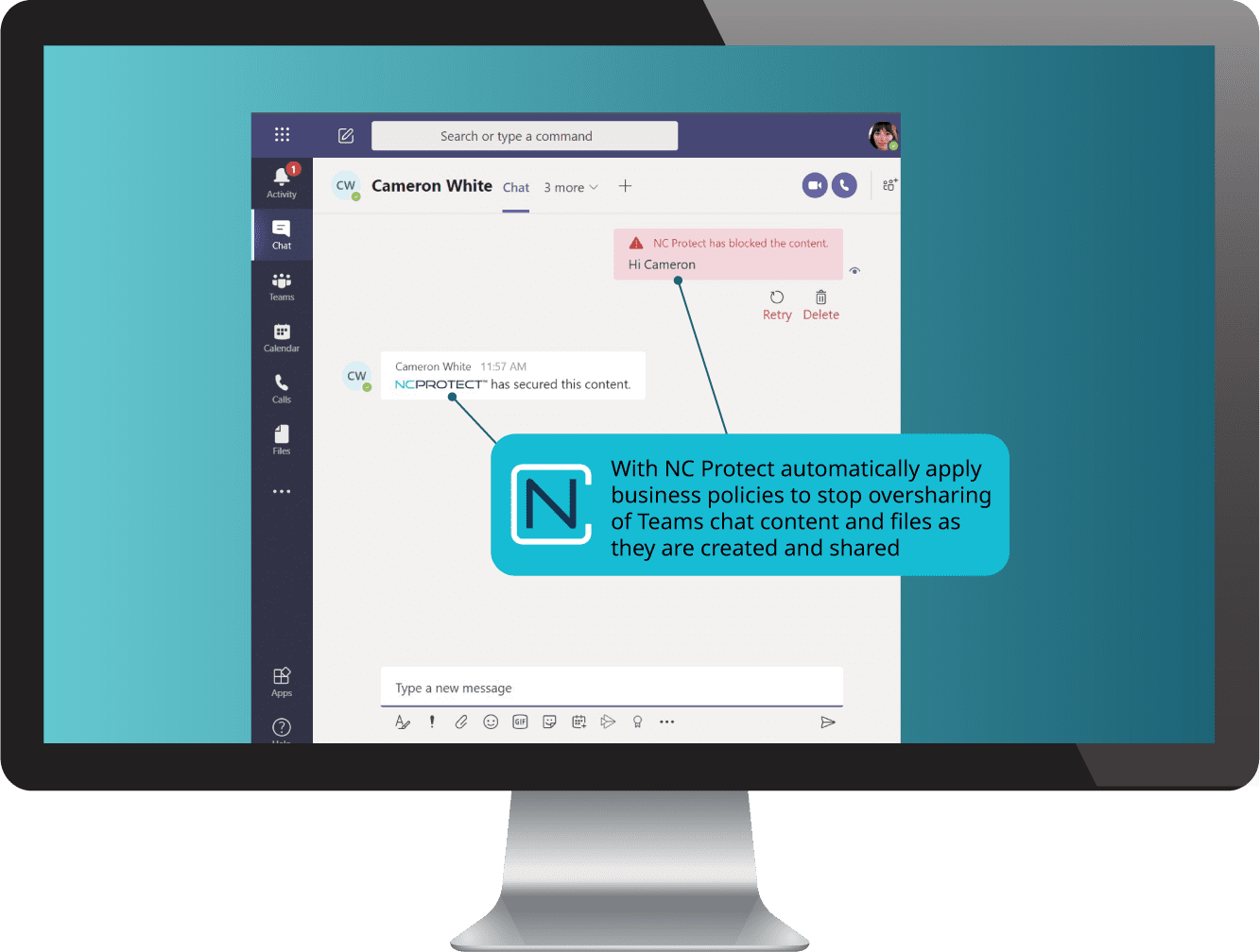 Introducing Advanced Information Protection Capabilities for Microsoft Teams