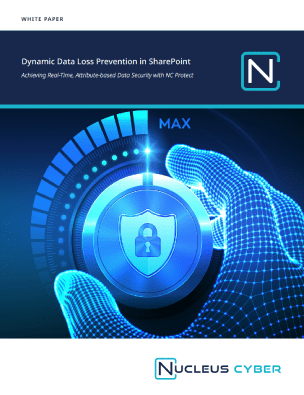 White Paper: Dynamic Data Loss Prevention in SharePoint