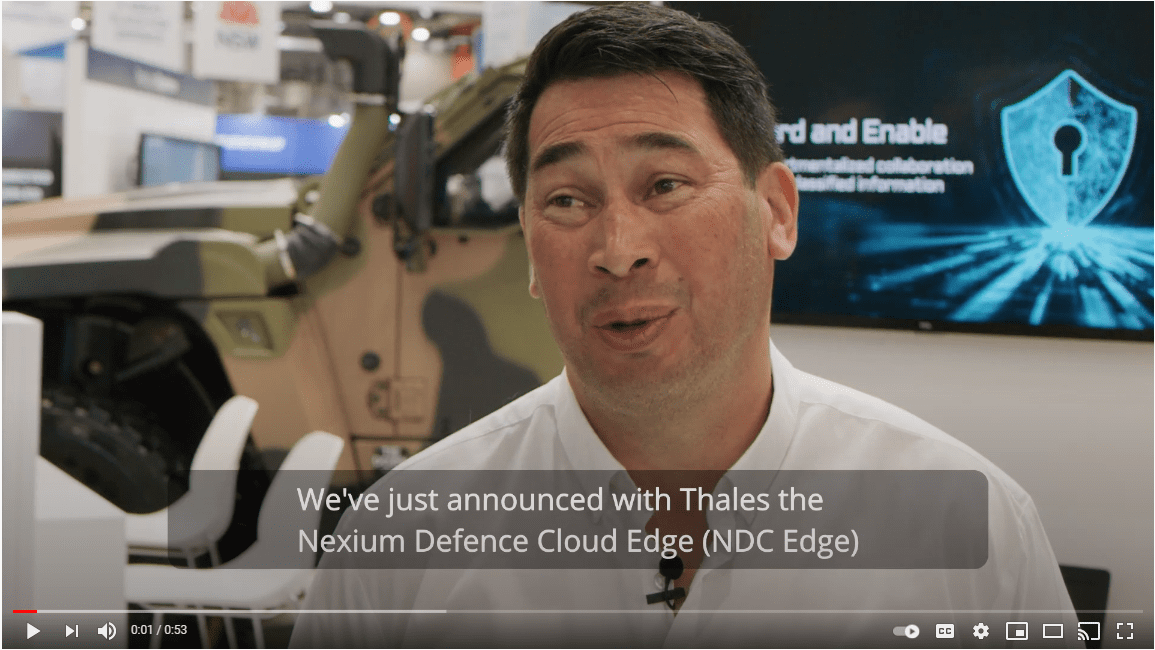 archTIS Rapid Fire Highlights at Land Forces 2021