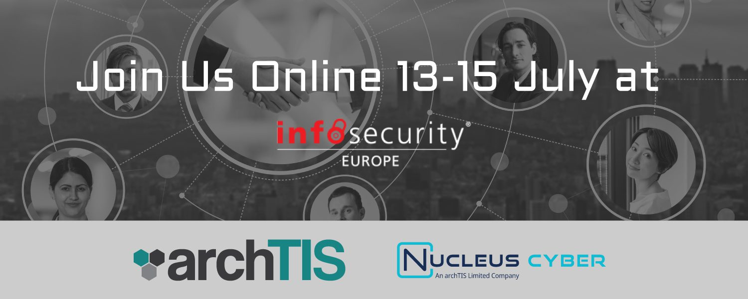 Join Us at Infosecurity Europe 21