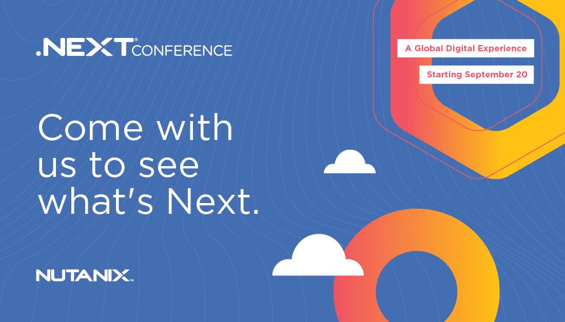 Global .NEXT Digital Experience 2021