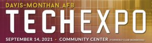 daivs monthan afb tech expo logo